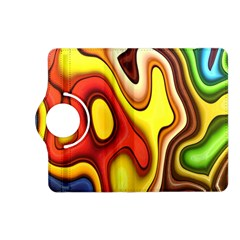 Colorful 3d Shapes               Samsung Galaxy Note 3 Soft Edge Hardshell Case by LalyLauraFLM
