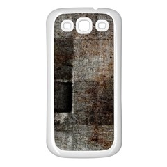 Concrete Grunge Texture                Samsung Galaxy S7710 Xcover 2 Hardshell Case by LalyLauraFLM
