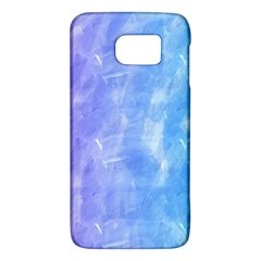 Blue Purple Watercolors               Htc One M9 Hardshell Case by LalyLauraFLM