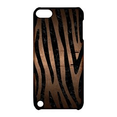 Skin4 Black Marble & Bronze Metal Apple Ipod Touch 5 Hardshell Case With Stand by trendistuff