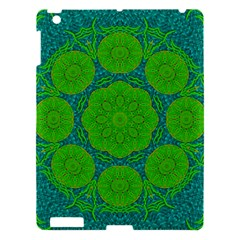 Summer And Festive Touch Of Peace And Fantasy Apple Ipad 3/4 Hardshell Case by pepitasart