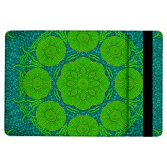 Summer And Festive Touch Of Peace And Fantasy Ipad Air Flip by pepitasart