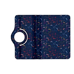 Colorful Floral Patterns Kindle Fire Hd (2013) Flip 360 Case by berwies