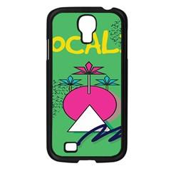 Behance Feelings Beauty Local Polka Dots Green Samsung Galaxy S4 I9500/ I9505 Case (black) by Mariart