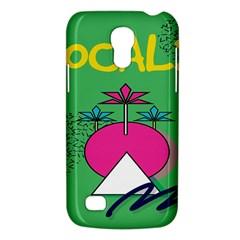 Behance Feelings Beauty Local Polka Dots Green Galaxy S4 Mini by Mariart