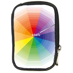 Colour Value Diagram Circle Round Compact Camera Cases by Mariart