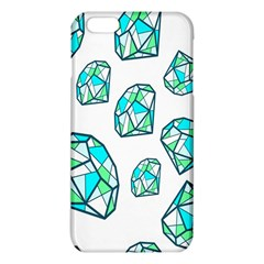 Brilliant Diamond Green Blue White Iphone 6 Plus/6s Plus Tpu Case by Mariart