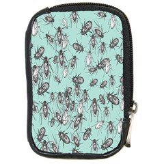 Cockroach Insects Compact Camera Cases by Mariart