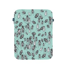 Cockroach Insects Apple Ipad 2/3/4 Protective Soft Cases by Mariart
