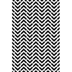 Funky Chevron Stripes Triangles 5 5  X 8 5  Notebooks by Mariart