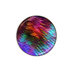 Rainbow Shake Light Line Hat Clip Ball Marker (10 Pack) by Mariart
