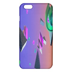 Triangle Wave Rainbow Iphone 6 Plus/6s Plus Tpu Case by Mariart