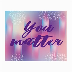 You Matter Purple Blue Triangle Vintage Waves Behance Feelings Beauty Small Glasses Cloth by Mariart