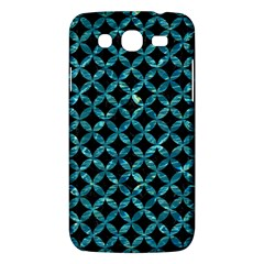 Circles3 Black Marble & Blue Green Water Samsung Galaxy Mega 5 8 I9152 Hardshell Case  by trendistuff