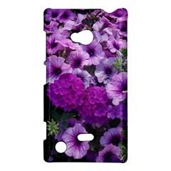 Wonderful Lilac Flower Mix Nokia Lumia 720 by MoreColorsinLife