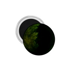 Beautiful Fractal Pines In The Misty Spring Night 1 75  Magnets by beautifulfractals