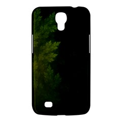 Beautiful Fractal Pines In The Misty Spring Night Samsung Galaxy Mega 6 3  I9200 Hardshell Case by beautifulfractals