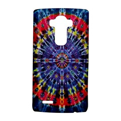 Circle Purple Green Tie Dye Kaleidoscope Opaque Color Lg G4 Hardshell Case by Mariart
