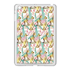 Wooden Gorse Illustrator Photoshop Watercolor Ink Gouache Color Pencil Apple Ipad Mini Case (white) by Mariart