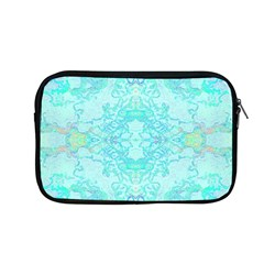 Green Tie Dye Kaleidoscope Opaque Color Apple Macbook Pro 13  Zipper Case by Mariart