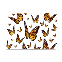 Butterfly Spoonflower Plate Mats by Mariart