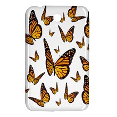 Butterfly Spoonflower Samsung Galaxy Tab 3 (7 ) P3200 Hardshell Case  by Mariart