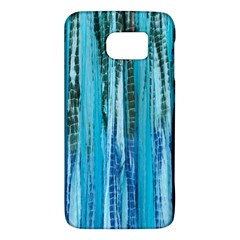 Line Tie Dye Green Kaleidoscope Opaque Color Galaxy S6 by Mariart