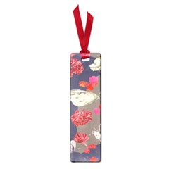 Original Butterfly Carnation Small Book Marks by Mariart