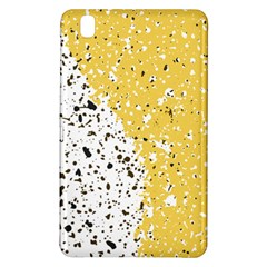 Spot Polka Dots Orange Black Samsung Galaxy Tab Pro 8 4 Hardshell Case by Mariart