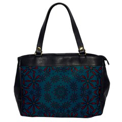 Stars Of Golden Metal Office Handbags by pepitasart