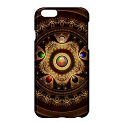 Gathering The Five Fractal Colors Of Magic Apple Iphone 6 Plus/6s Plus Hardshell Case by beautifulfractals