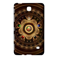 Gathering The Five Fractal Colors Of Magic Samsung Galaxy Tab 4 (8 ) Hardshell Case  by beautifulfractals