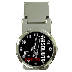 Absolute Ghetto Money Clip Watches by Valentinaart