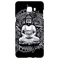 Ornate Buddha Samsung C9 Pro Hardshell Case  by Valentinaart