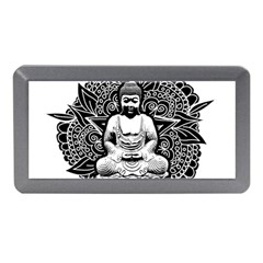 Ornate Buddha Memory Card Reader (mini) by Valentinaart