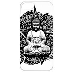 Ornate Buddha Apple Iphone 5 Classic Hardshell Case by Valentinaart