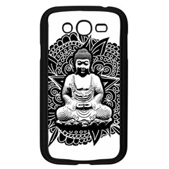 Ornate Buddha Samsung Galaxy Grand Duos I9082 Case (black) by Valentinaart