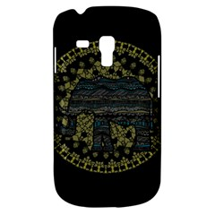 Ornate Mandala Elephant  Galaxy S3 Mini by Valentinaart
