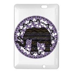 Ornate mandala elephant  Kindle Fire HDX 8.9  Hardshell Case