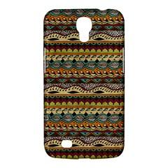 Aztec Pattern Samsung Galaxy Mega 6 3  I9200 Hardshell Case by BangZart