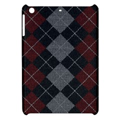 Wool Texture With Great Pattern Apple Ipad Mini Hardshell Case by BangZart