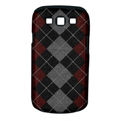 Wool Texture With Great Pattern Samsung Galaxy S Iii Classic Hardshell Case (pc+silicone) by BangZart