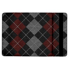 Wool Texture With Great Pattern Ipad Air Flip by BangZart