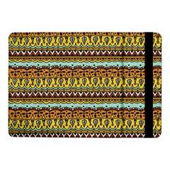 Bohemian Fabric Pattern Samsung Galaxy Tab Pro 10 1  Flip Case by BangZart