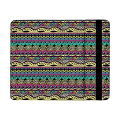 Aztec Pattern Cool Colors Samsung Galaxy Tab Pro 8 4  Flip Case by BangZart