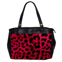 Leopard Skin Office Handbags by BangZart