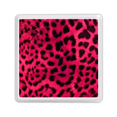 Leopard Skin Memory Card Reader (square)  by BangZart