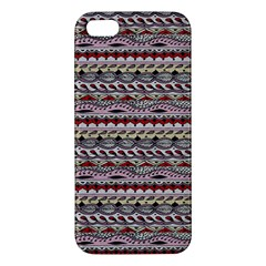 Aztec Pattern Patterns Iphone 5s/ Se Premium Hardshell Case by BangZart