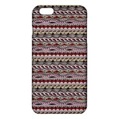 Aztec Pattern Patterns Iphone 6 Plus/6s Plus Tpu Case by BangZart