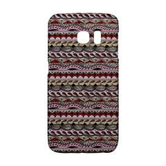 Aztec Pattern Patterns Galaxy S6 Edge by BangZart
